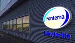 Precio de la leche en polvo entera bajó 7,5% en la licitación de Fonterra